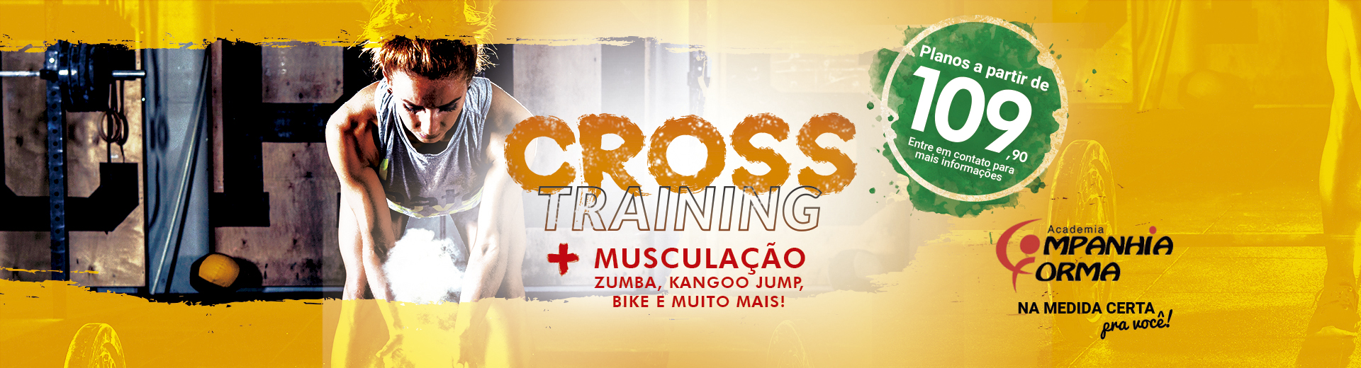 Cross Training Banner