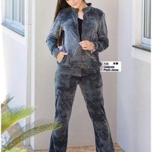 Conjunto Plush Jeans